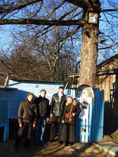 Лиственница, посаженная в день рождения Царевича Алексея Николаевича