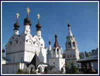 Женский монастырь в Муроме